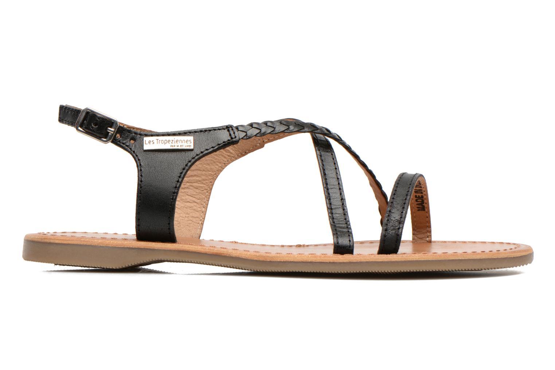 Sandalen Les Tropéziennes par M Belarbi Hanano schwarz ansicht von hinten