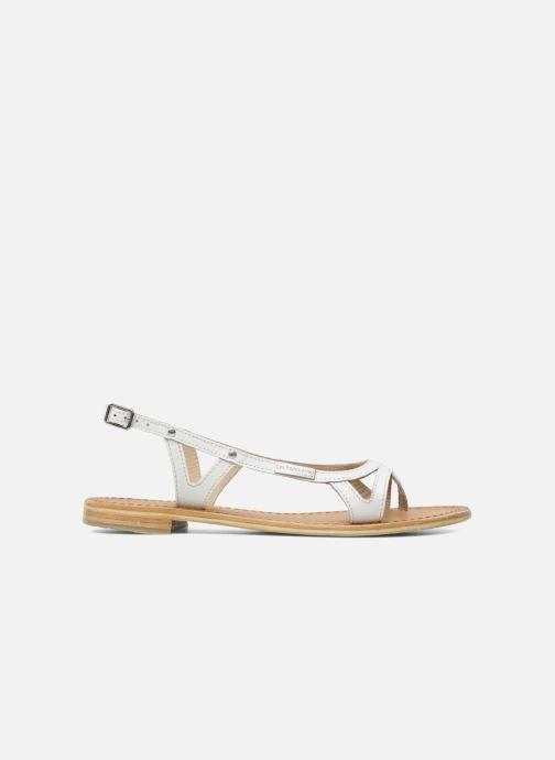 Sandals Les Tropéziennes par M Belarbi Isatis White back view