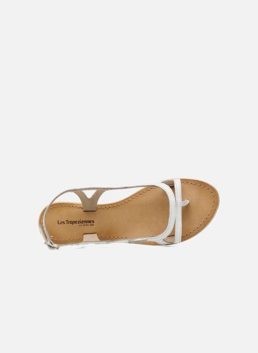 Sandali e scarpe aperte Les Tropéziennes par M Belarbi Isatis Bianco immagine sinistra