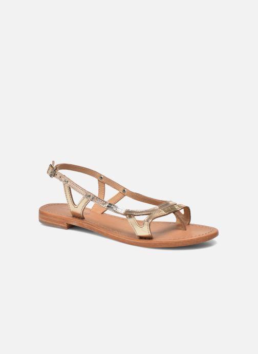 Sandali e scarpe aperte Les Tropéziennes par M Belarbi Isatis Oro e bronzo vedi dettaglio/paio