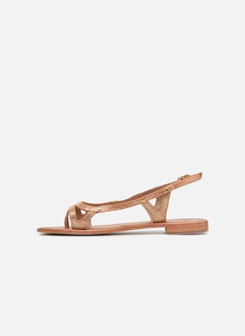 Sandali e scarpe aperte Les Tropéziennes par M Belarbi Isatis Rosa immagine frontale