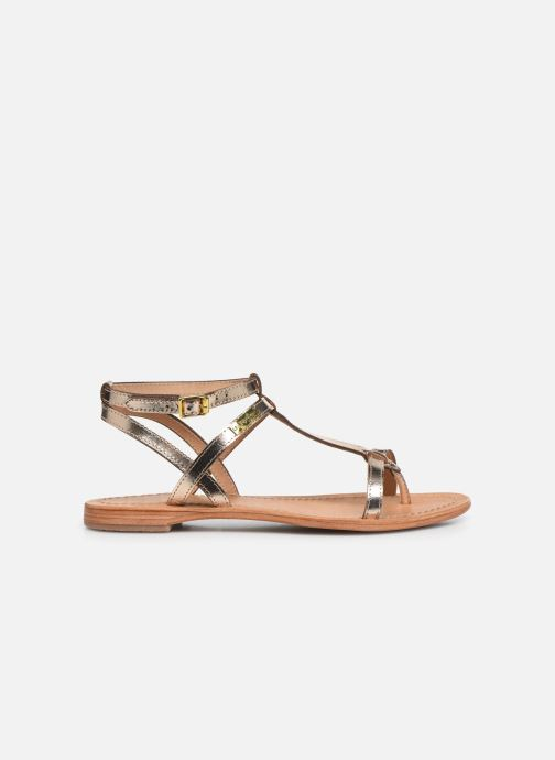 Sandali e scarpe aperte Les Tropéziennes par M Belarbi Hilan Oro e bronzo immagine posteriore