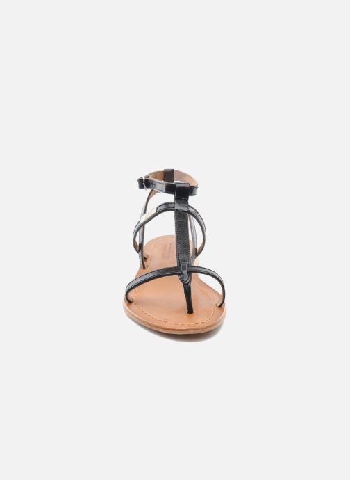 Sandals Les Tropéziennes par M Belarbi Hilan Black model view