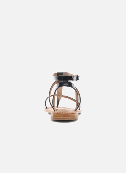 Sandali e scarpe aperte Les Tropéziennes par M Belarbi Hilan Nero immagine destra