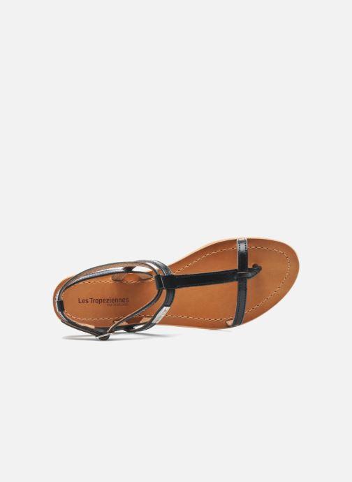 Sandales et nu-pieds Les Tropéziennes par M Belarbi Hilan Noir vue gauche