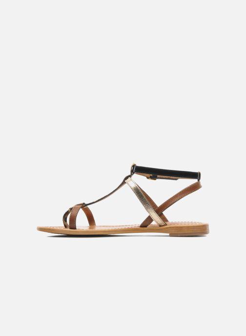 Sandales et nu-pieds Les Tropéziennes par M Belarbi Hilan Multicolore vue face