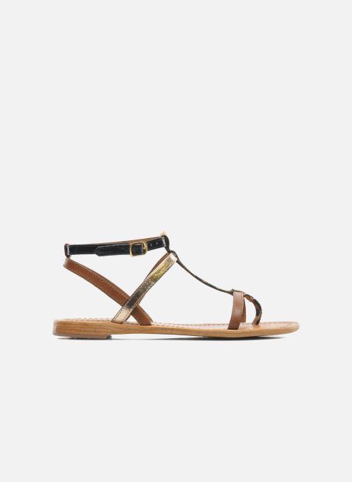 Sandales et nu-pieds Les Tropéziennes par M Belarbi Hilan Multicolore vue derrière