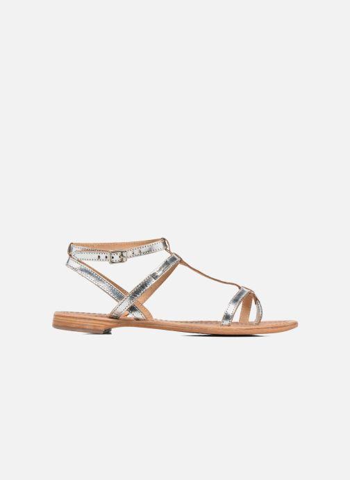 Sandales et nu-pieds Les Tropéziennes par M Belarbi Hilan Argent vue derrière