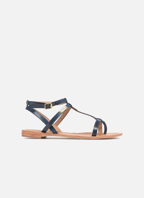 Sandales et nu-pieds Les Tropéziennes par M Belarbi Hilan Bleu vue derrière
