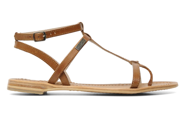 Sandals Les Tropéziennes par M Belarbi Hilan Brown back view
