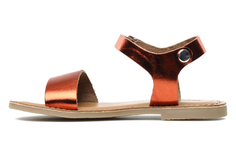 Sandali e scarpe aperte Les Tropéziennes par M Belarbi Hiliona E Rosso immagine frontale