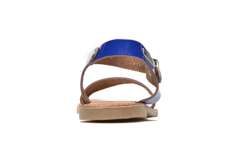 Sandalen Les Tropéziennes par M Belarbi Hiliona E Blauw rechts