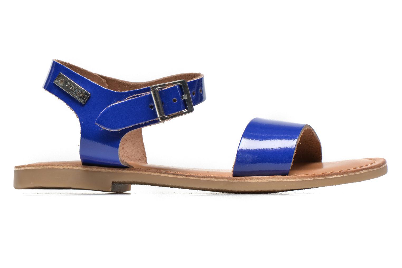 Sandalen Les Tropéziennes par M Belarbi Hiliona E Blauw achterkant