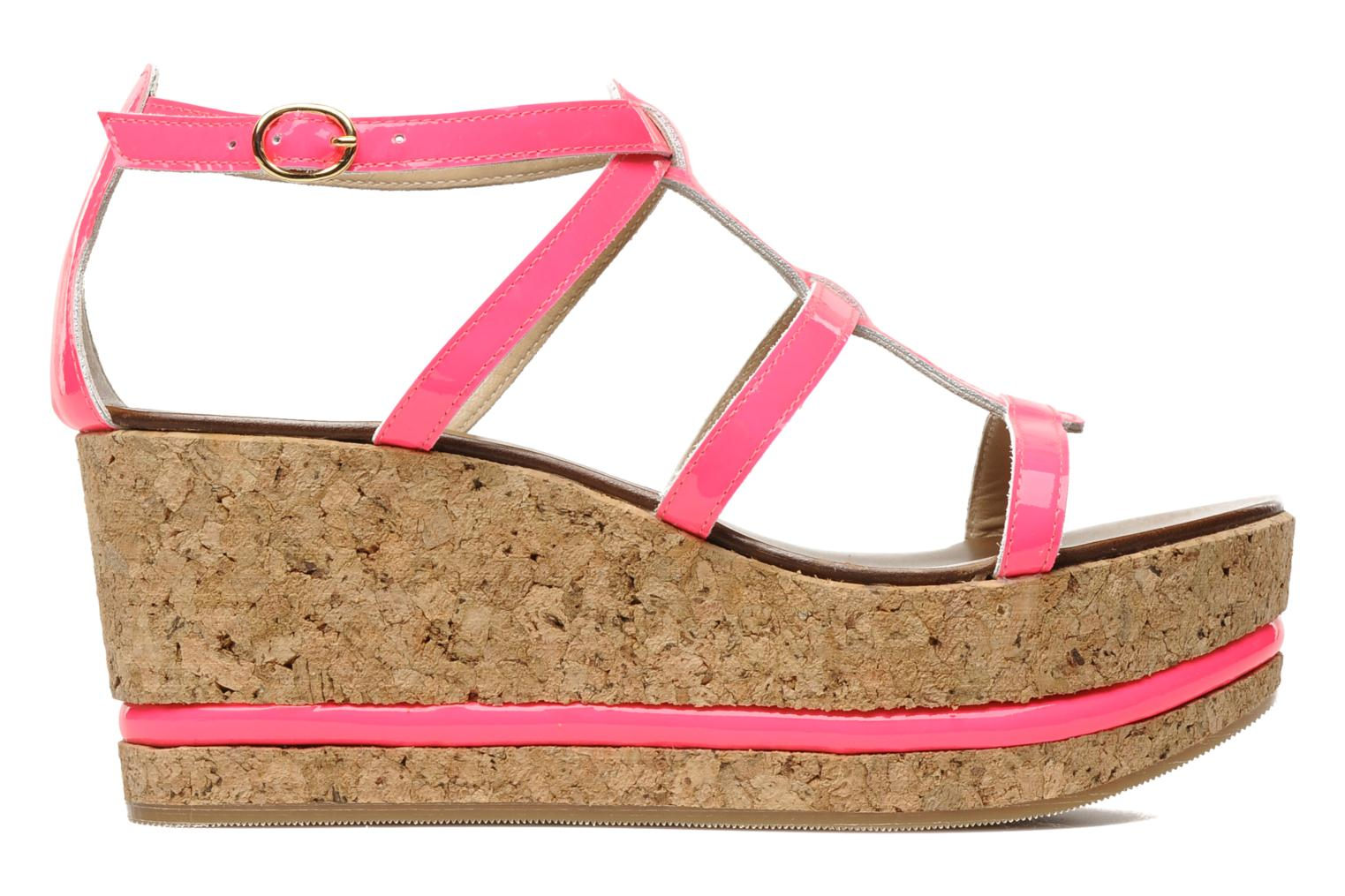 Sandals Tapeet Tipia Pink back view