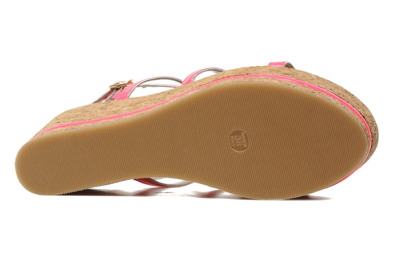Sandalen Tapeet Tipia Roze boven
