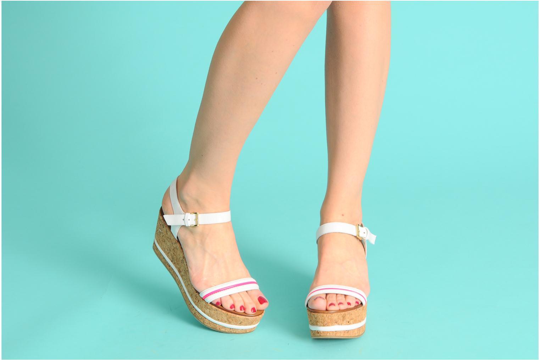 Sandali e scarpe aperte Tapeet Tolly Bianco immagine dal basso