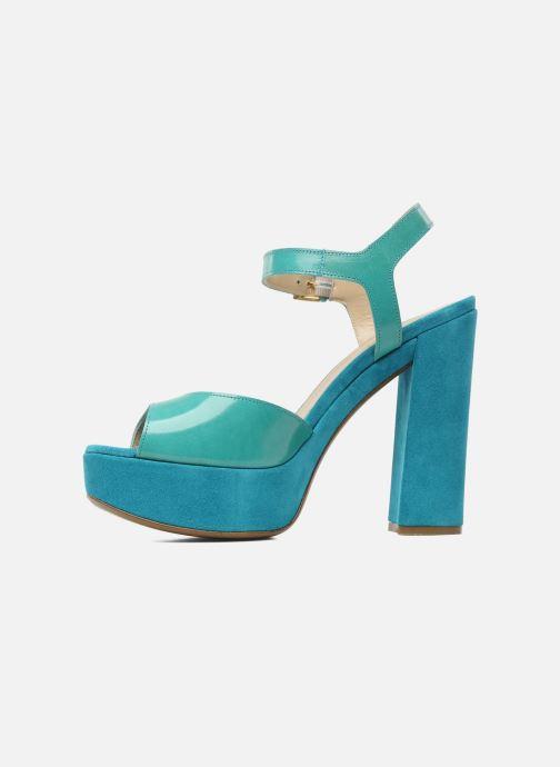 Sandales et nu-pieds Tapeet Tunea Vert vue face