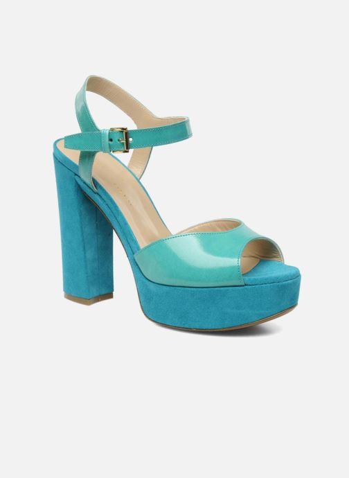 Sandales et nu-pieds Tapeet Tunea Vert vue détail/paire