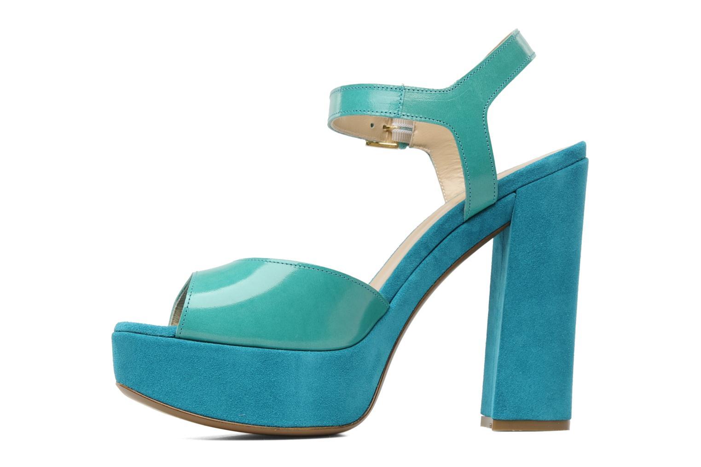 Sandali e scarpe aperte Tapeet Tunea Verde immagine frontale