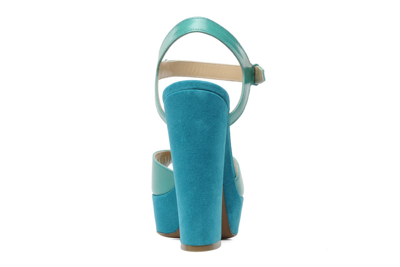 Sandali e scarpe aperte Tapeet Tunea Verde immagine destra