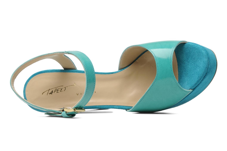 Sandali e scarpe aperte Tapeet Tunea Verde immagine sinistra