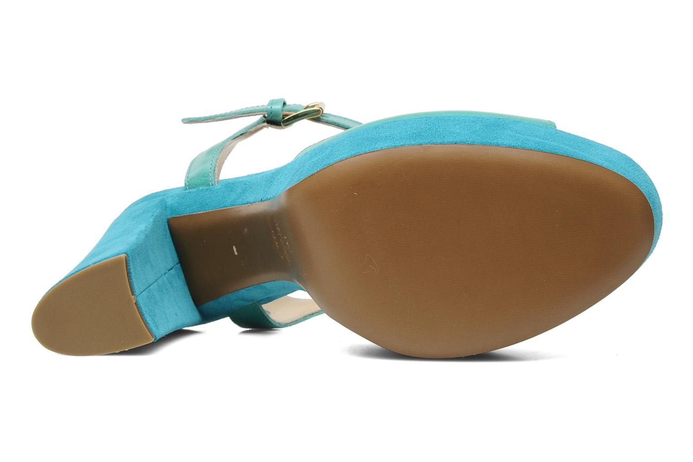 Sandali e scarpe aperte Tapeet Tunea Verde immagine dall'alto