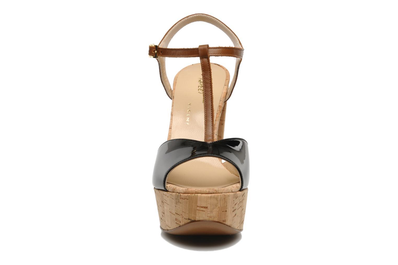 Sandaler Tapeet Tomia Sort se skoene på