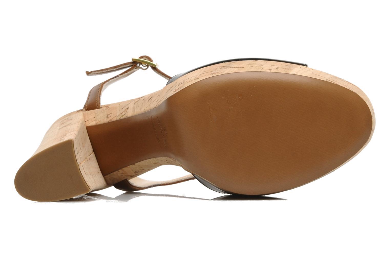 Sandali e scarpe aperte Tapeet Tomia Nero immagine dall'alto