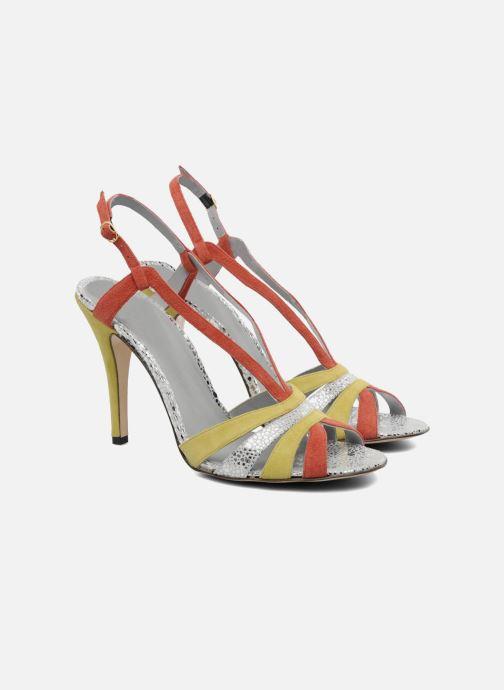 Sandals Fred Marzo Josy Multicolor 3/4 view