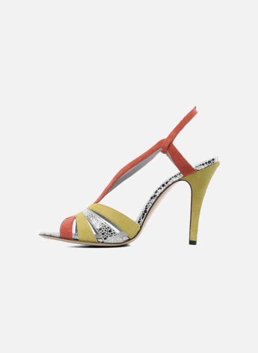 Sandali e scarpe aperte Fred Marzo Josy Multicolore immagine frontale