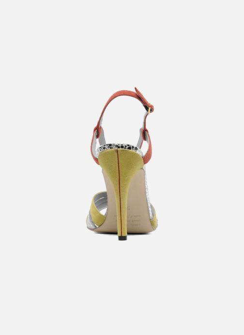 Sandali e scarpe aperte Fred Marzo Josy Multicolore immagine destra