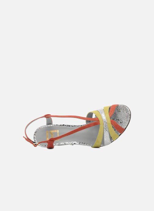 Sandali e scarpe aperte Fred Marzo Josy Multicolore immagine sinistra