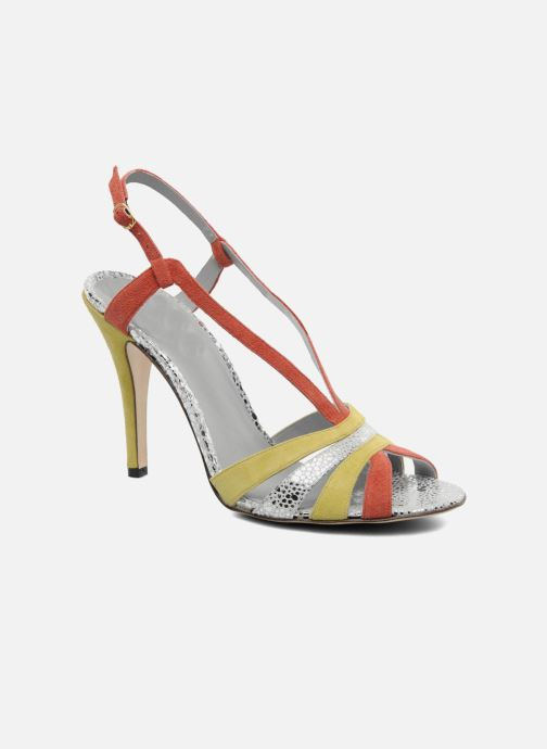 Sandals Fred Marzo Josy Multicolor detailed view/ Pair view