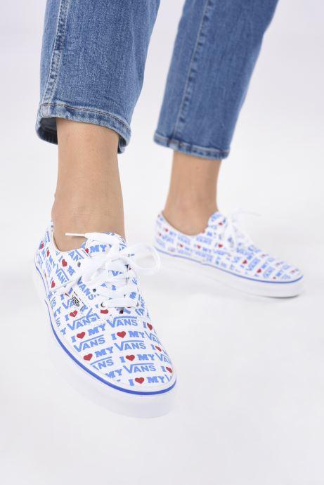 Sneakers Vans Era W Bianco immagine dal basso