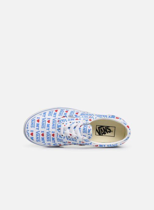 Sneakers Vans Era W Bianco immagine sinistra