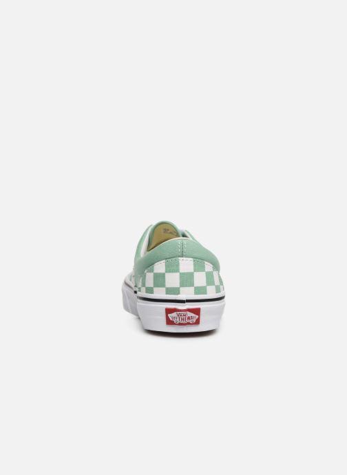 Baskets Vans Era W Vert vue droite