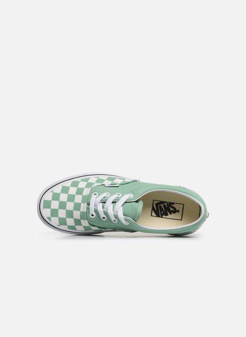 Sneakers Vans Era W Grön bild från vänster sidan