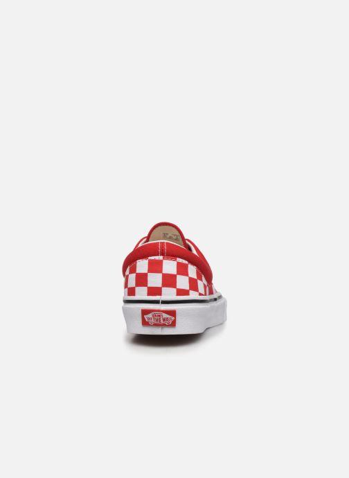 Baskets Vans Era W Rouge vue droite