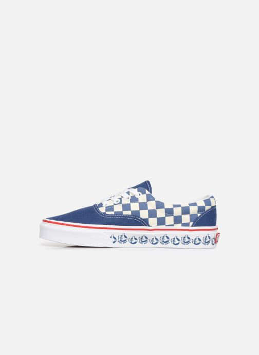 Baskets Vans Era W Bleu vue face