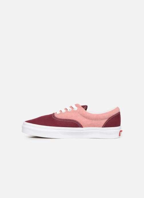 Baskets Vans Era W Bordeaux vue face