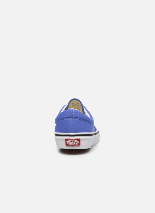Baskets Vans Era W Bleu vue droite