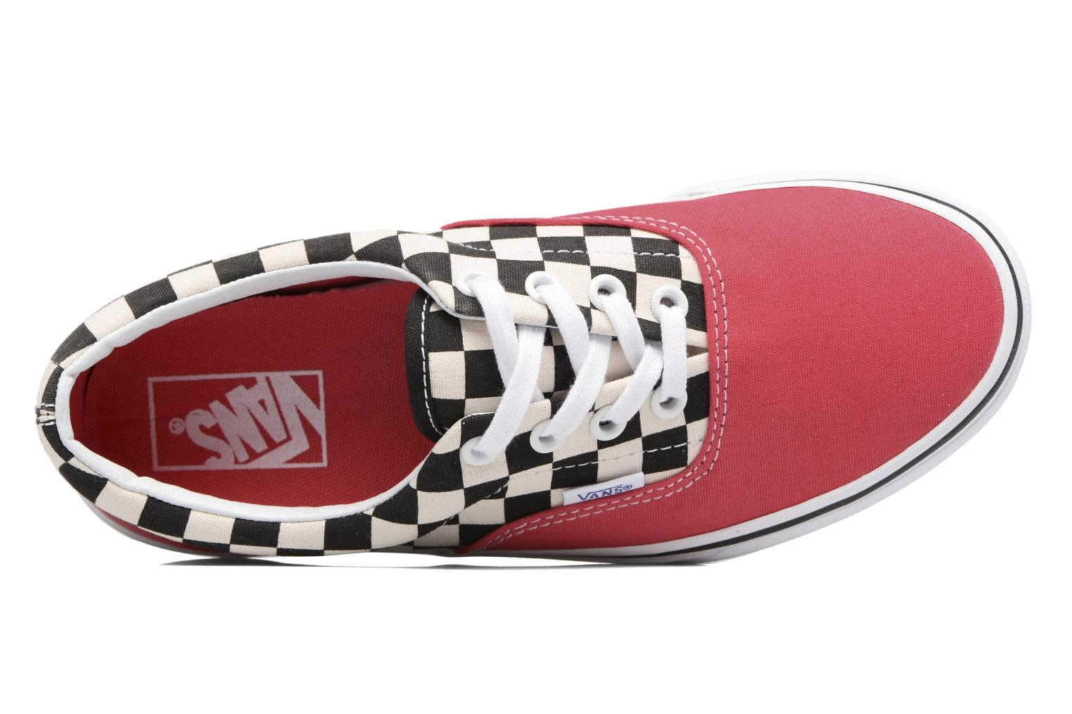 Sneakers Vans Era W Rood links