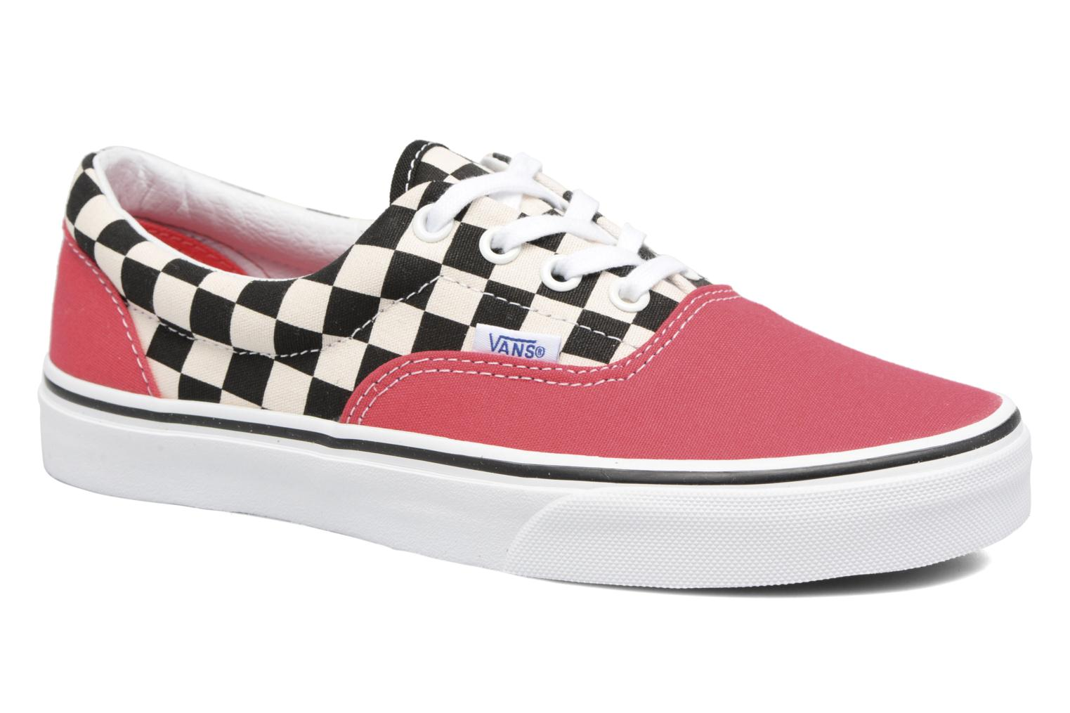 Sneakers Vans Era W Rood detail