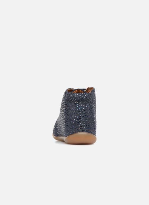Bottines et boots Babybotte Fredy Bleu vue droite