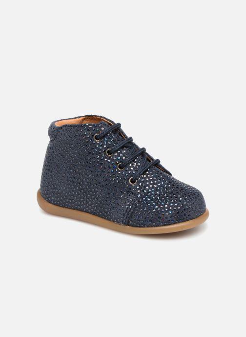 Bottines et boots Babybotte Fredy Bleu vue détail/paire