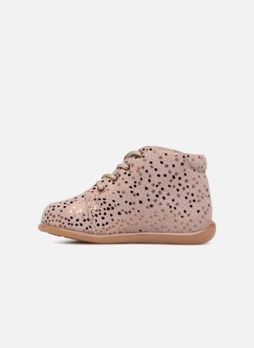 Ankle boots Babybotte Fredy Pink front view