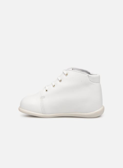 Ankle boots Babybotte Fredy White front view
