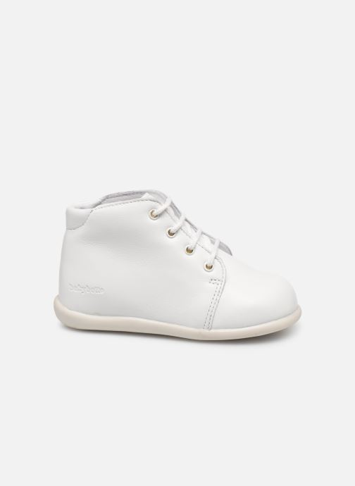 Ankle boots Babybotte Fredy White back view