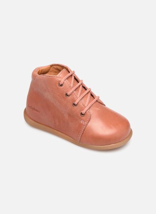 Bottines et boots Babybotte Fredy Rose vue détail/paire