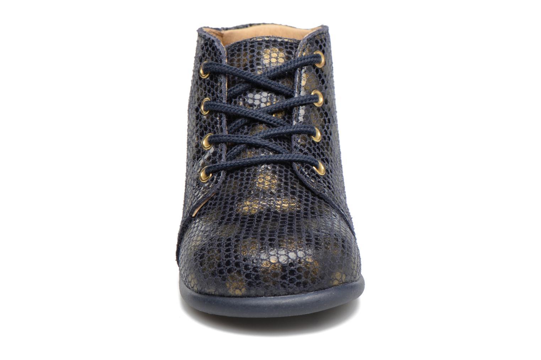 Ankelstøvler Babybotte Fredy Blå se skoene på